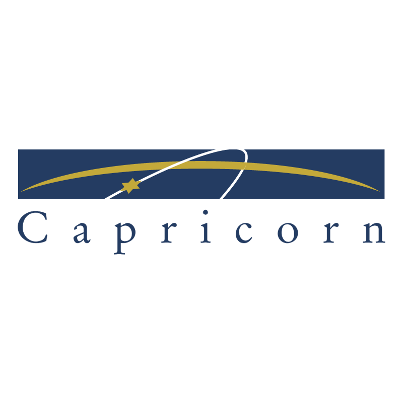 Capricorn vector logo