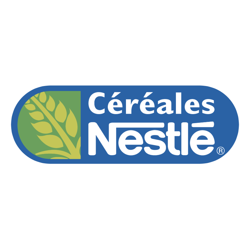 Cereales Nestle vector