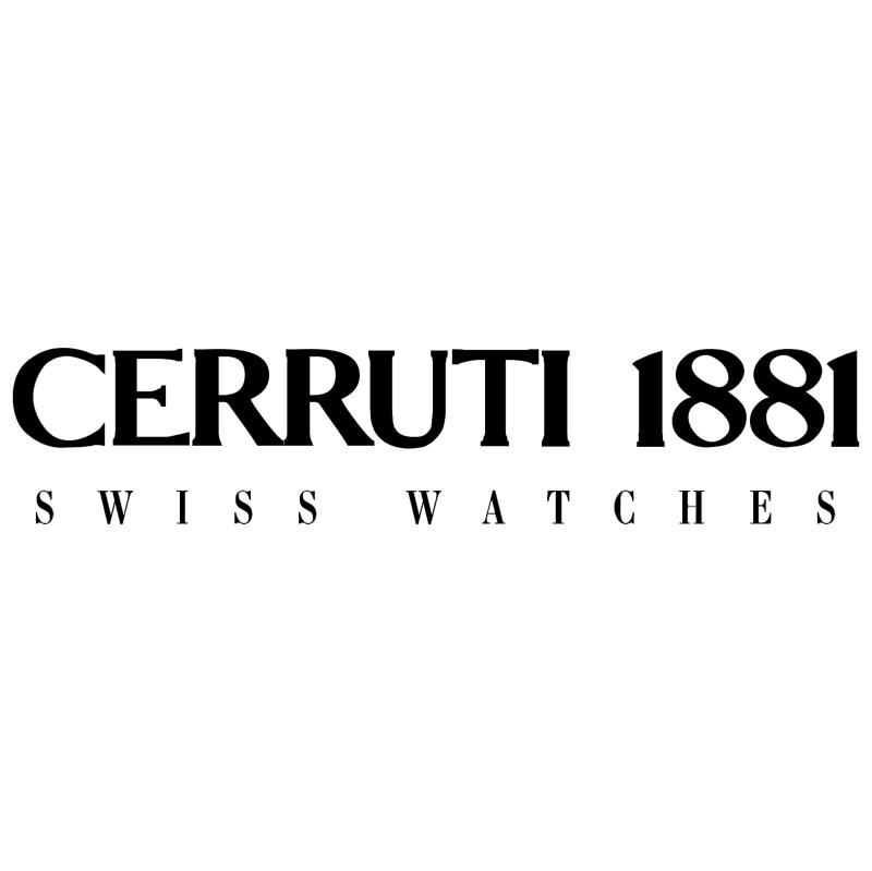 Cerruti 1881 1150 vector
