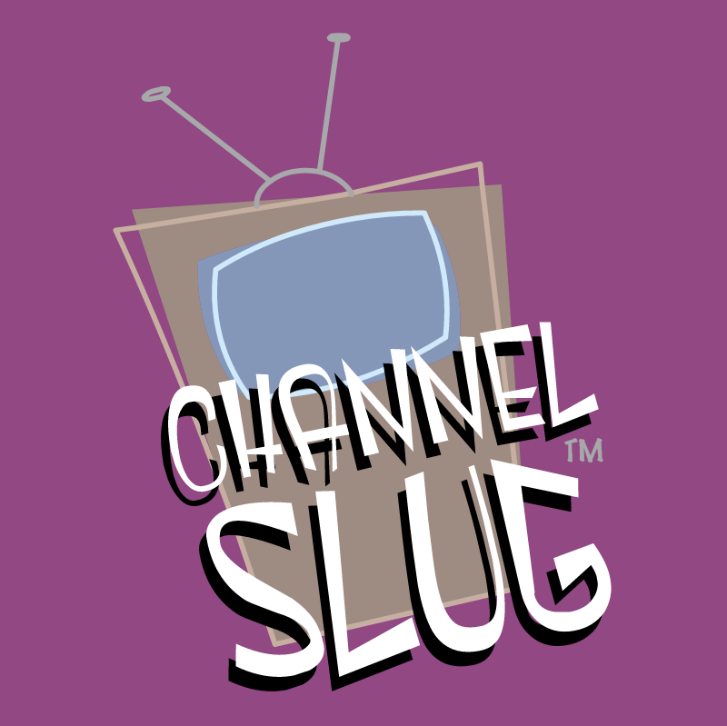 Channel Slug vector
