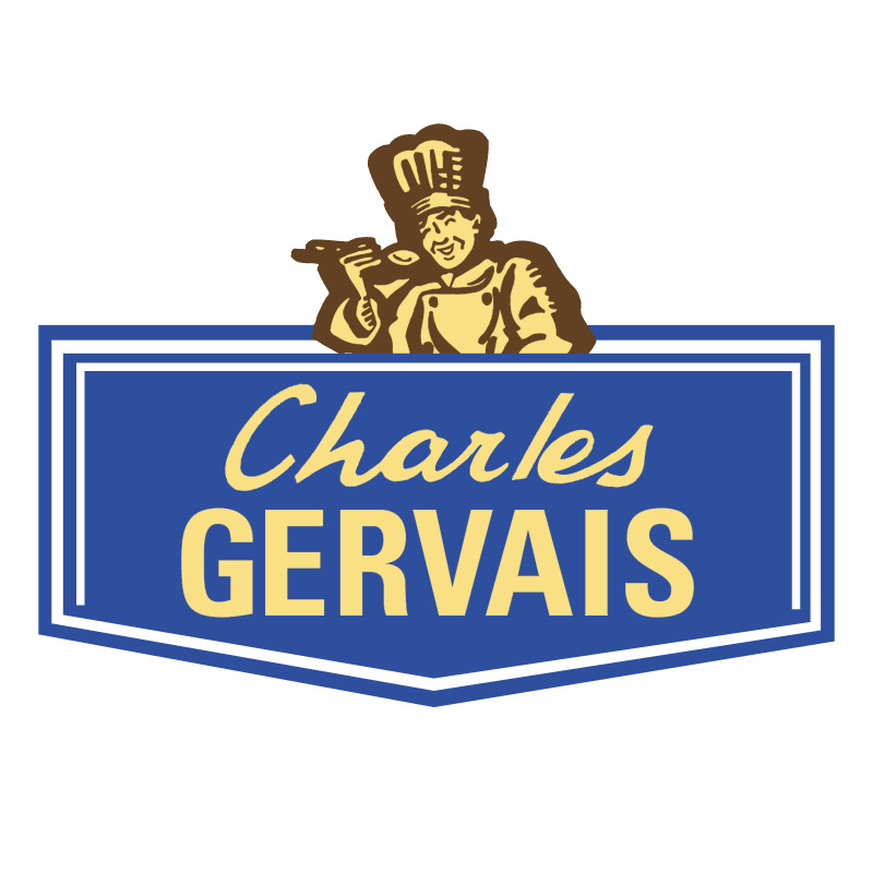 Charles Gervais vector logo