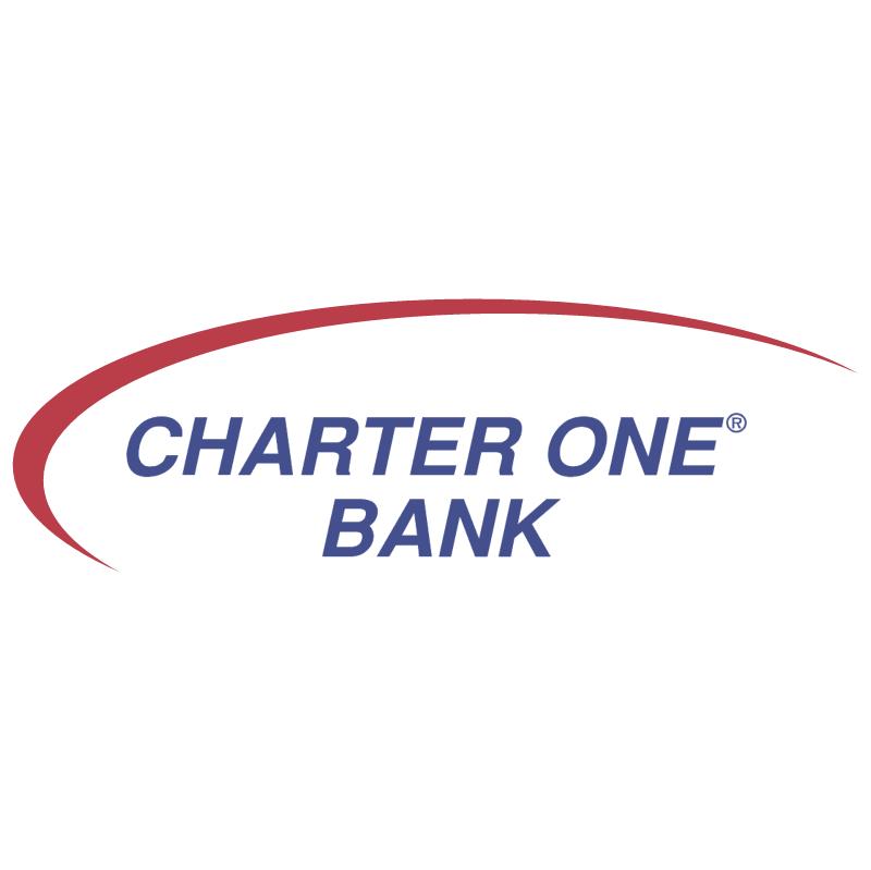Charter One Bank vector