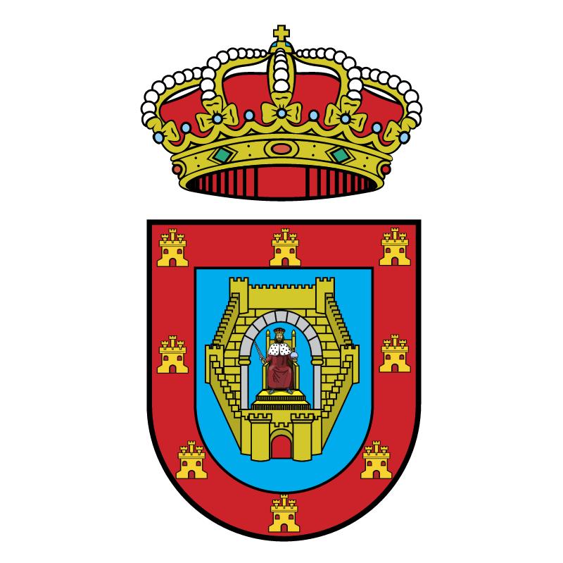 Ciudad Real vector