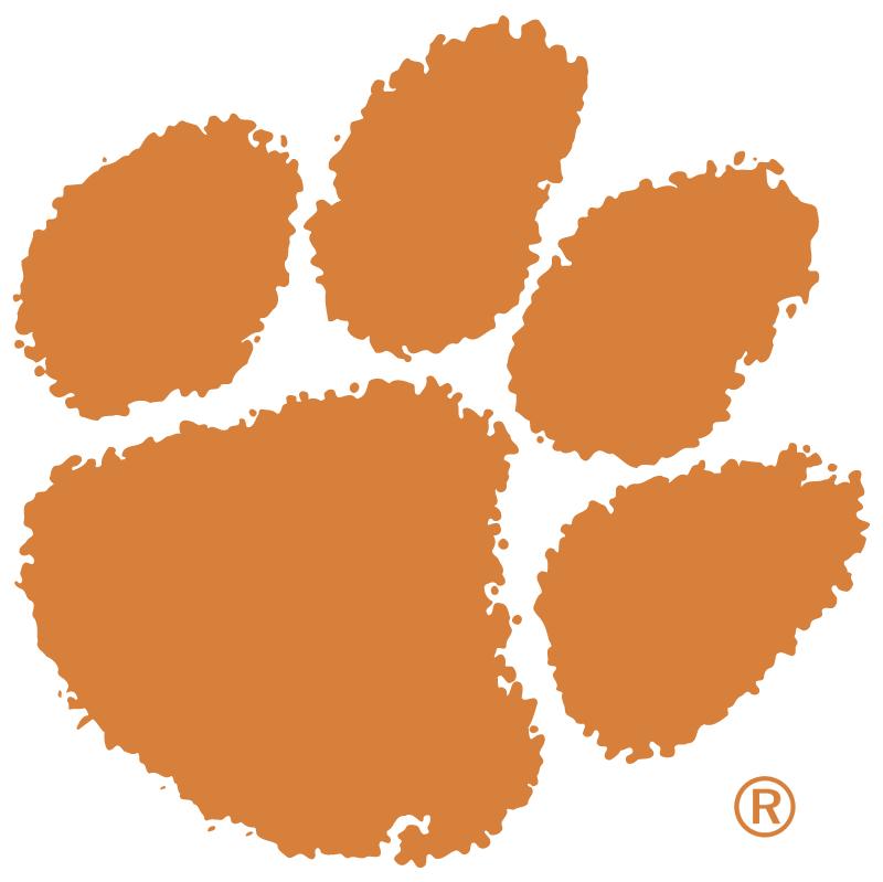 Clemson Tigers vector