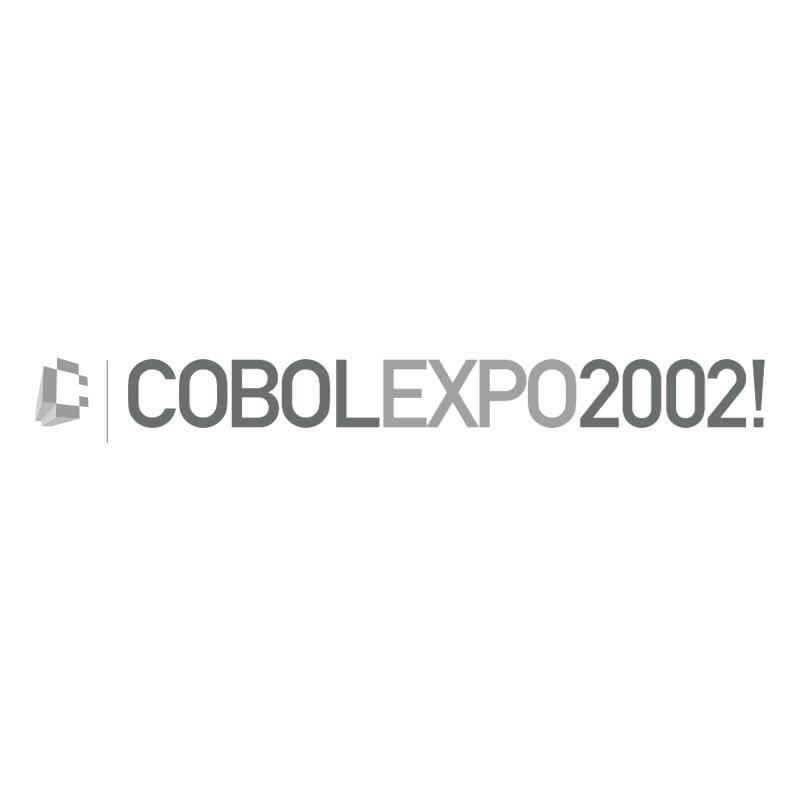 Cobol Expo 2002 vector