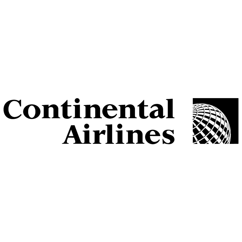 Continental Airlines 4608 vector