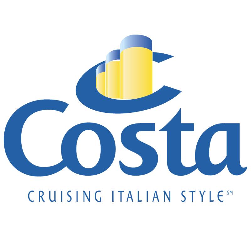 Costa Crociere vector logo
