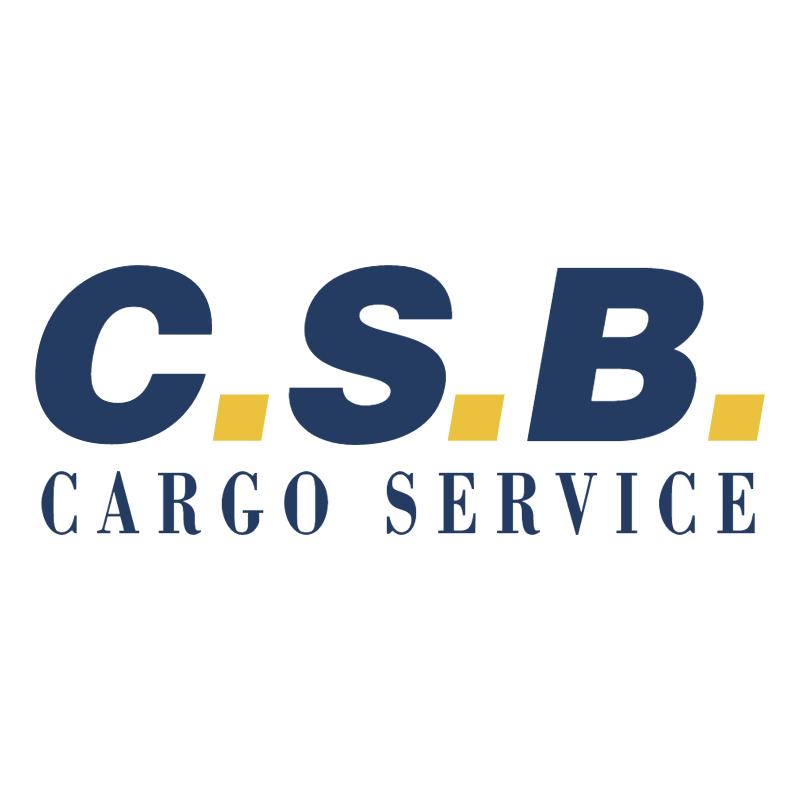 CSB Cargo Service vector