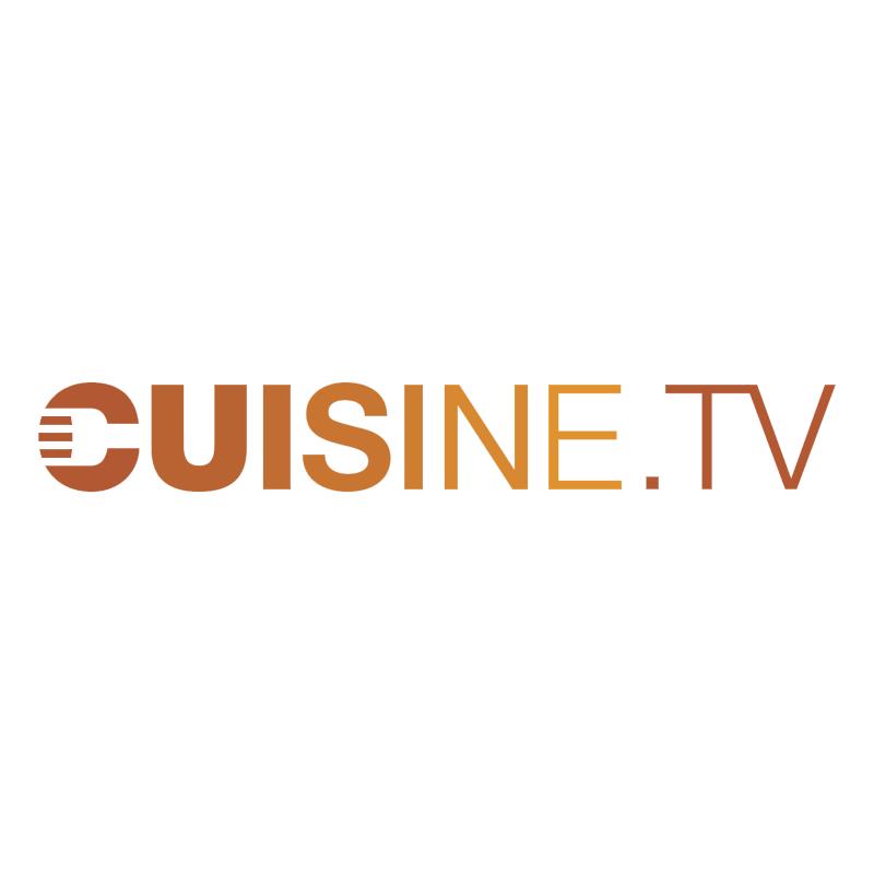 Cuisine TV vector