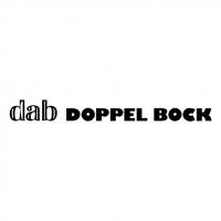 DAB Doppel Bock vector