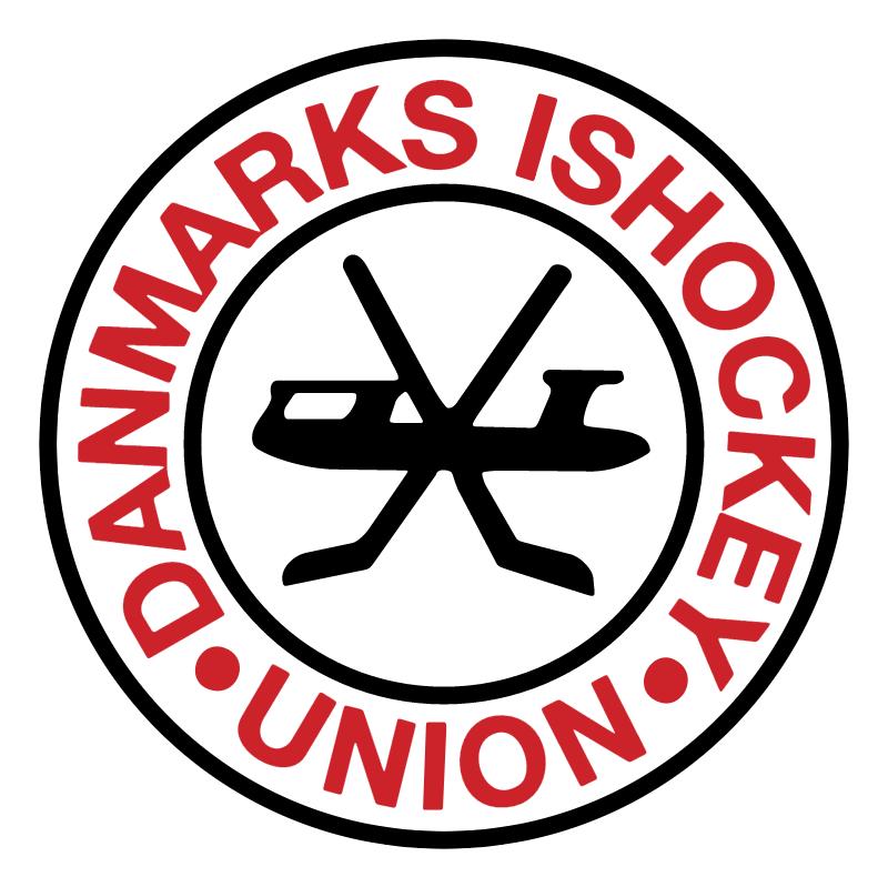 Danmarks Ishockey Union vector logo