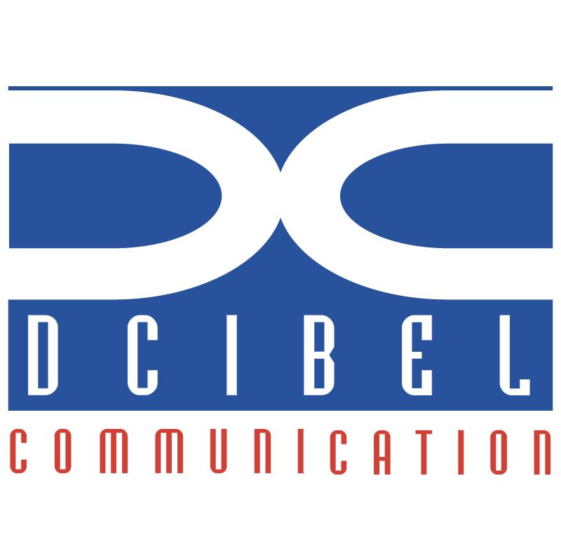 DCibel Communication vector
