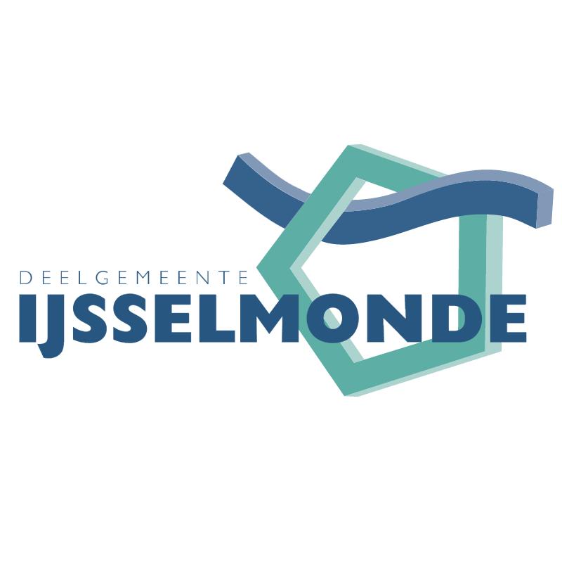Deelgemeente IJsselmonde vector