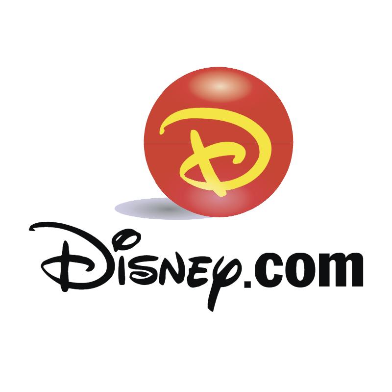 Disney com vector
