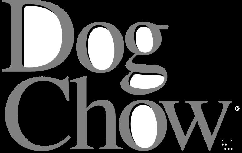 Dog Chow vector logo