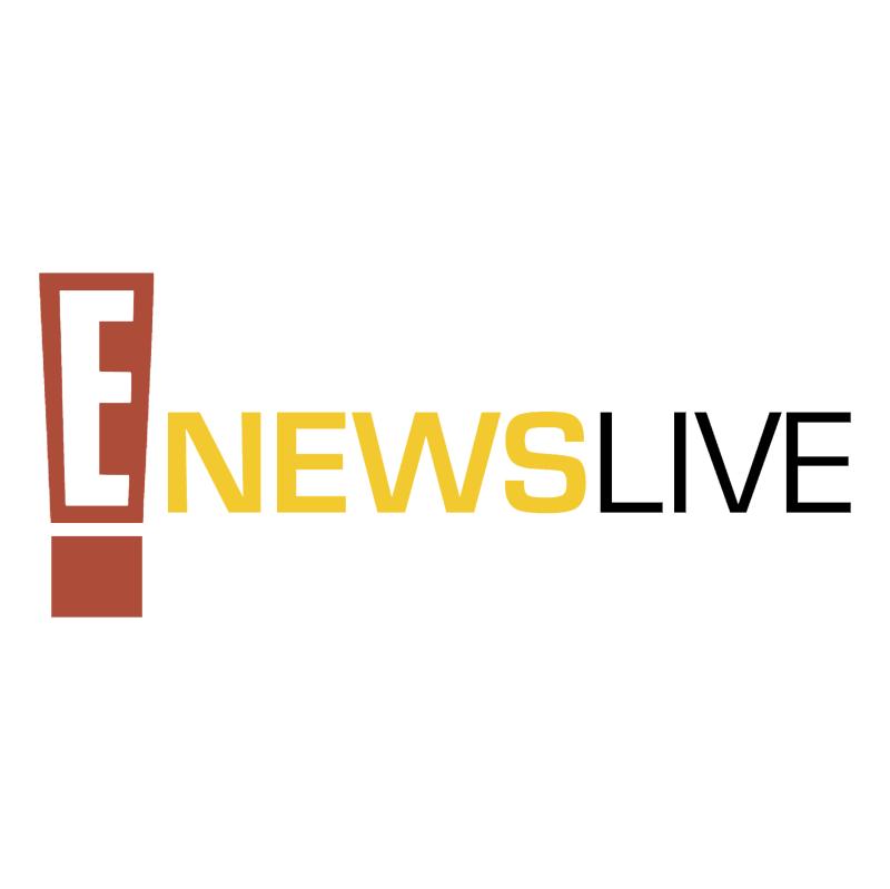 E! News Live vector