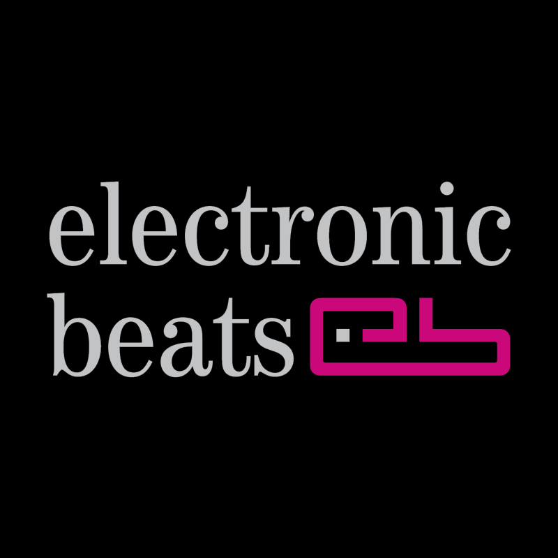 ELECTRONIC BEATS vector