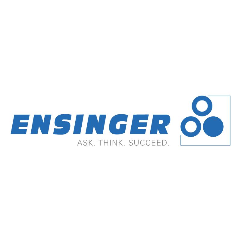Ensinger vector