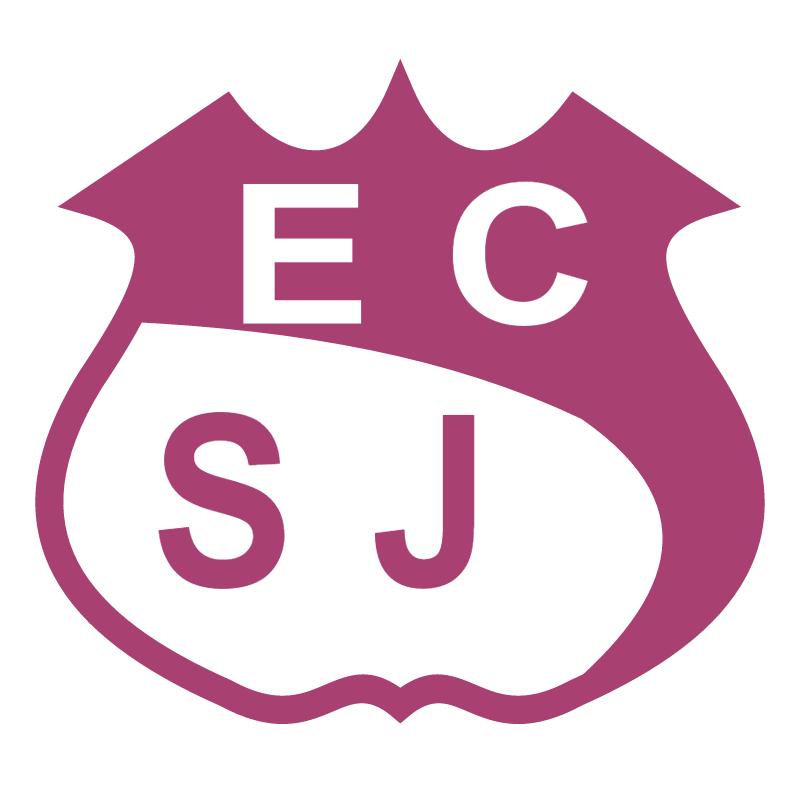 Esporte Clube Sao Jose de Marques de Souza RS vector