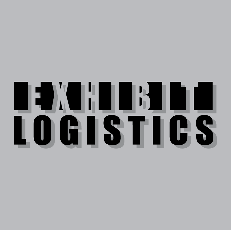 Exhibit Logistics vector