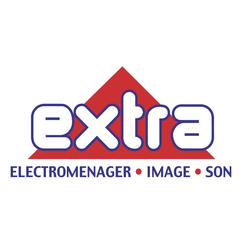 Extra vector logo