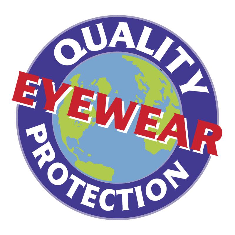 Eyewear Quality Protection vector