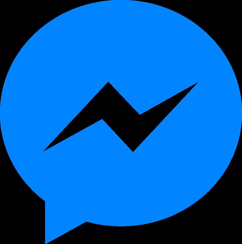 Facebook Messenger vector