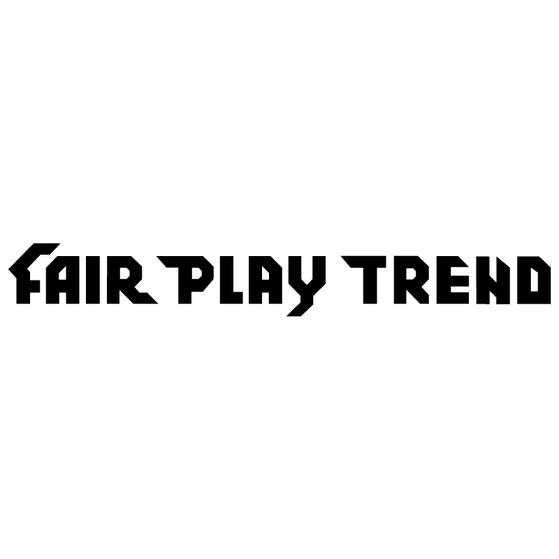 Fair Play Trend vector