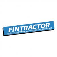Fintractor vector