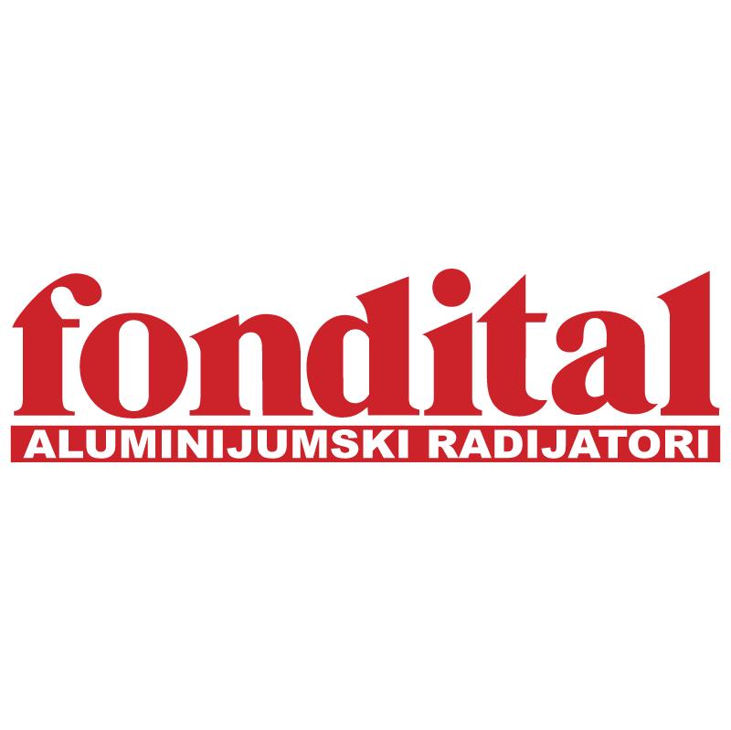 Fondital vector