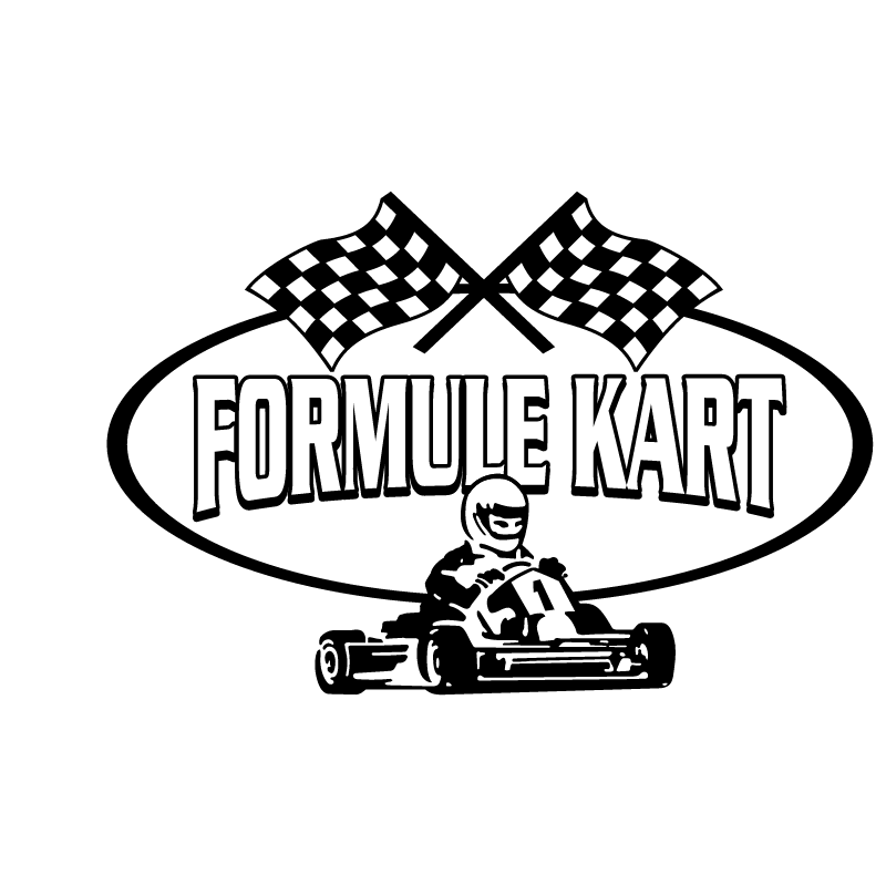 Formule Kart vector