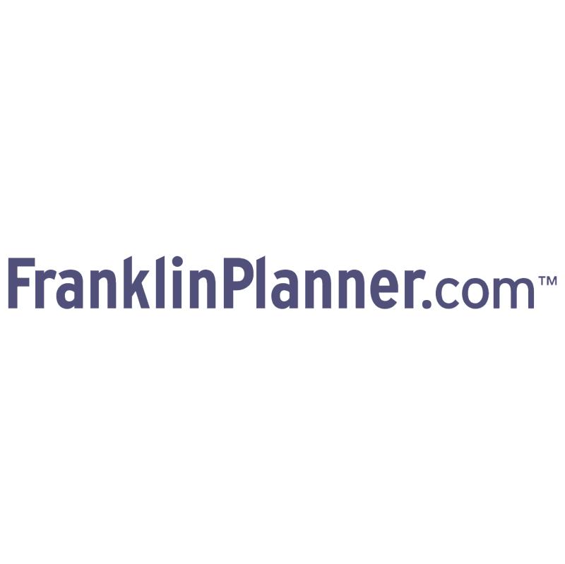 FranklinPlanner com vector logo