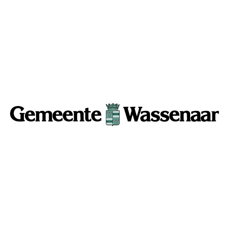 Gemeente Wassenaar vector