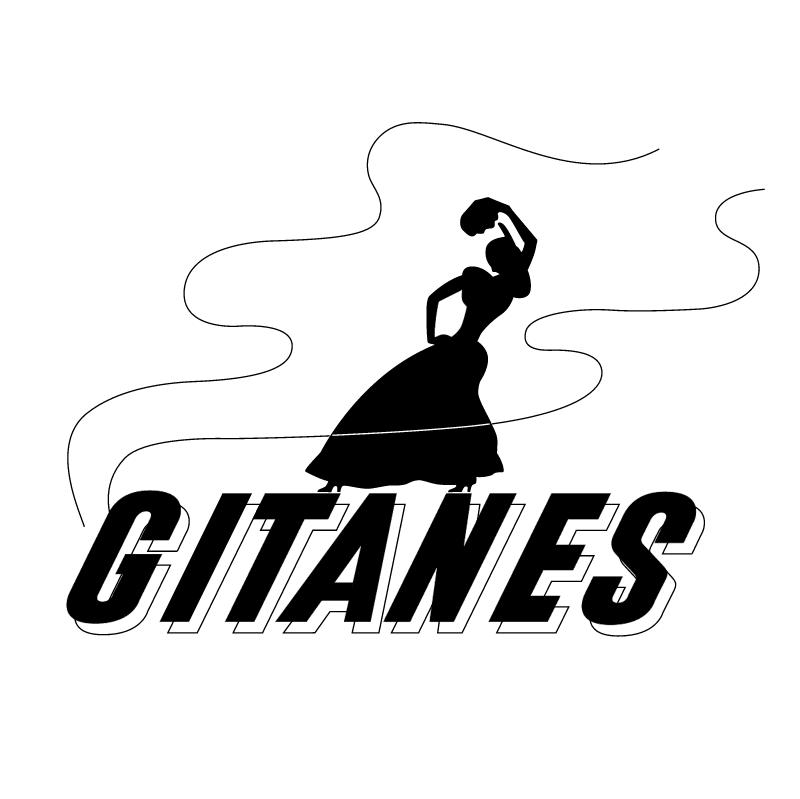Gitanes vector