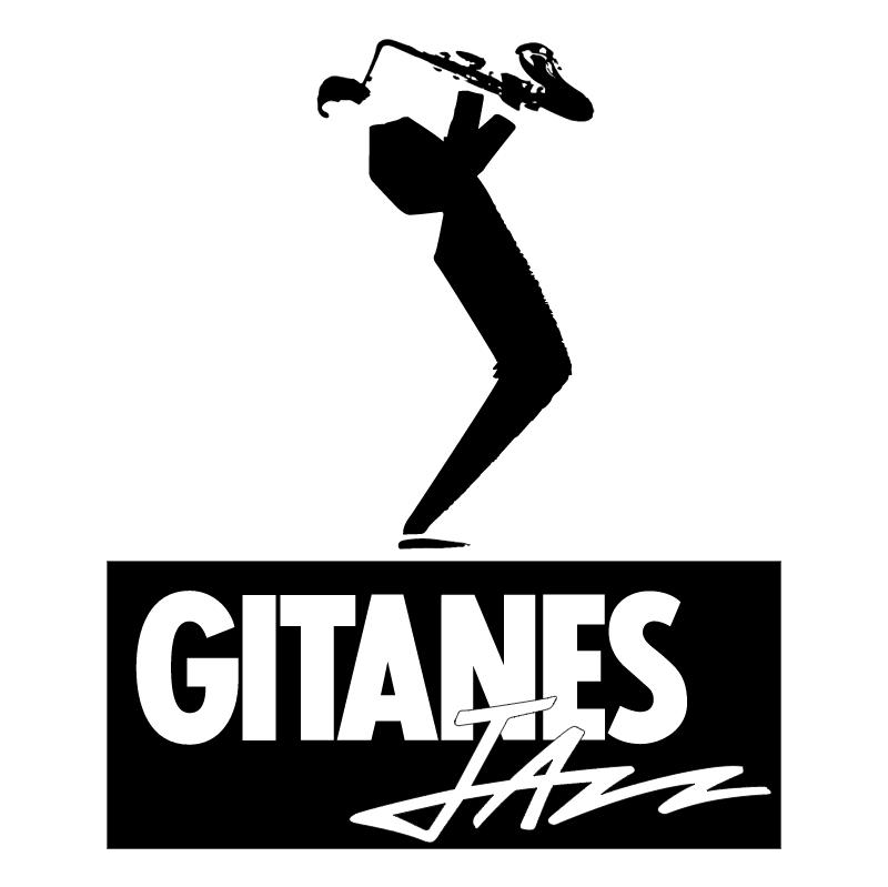 Gitanes Jazz vector