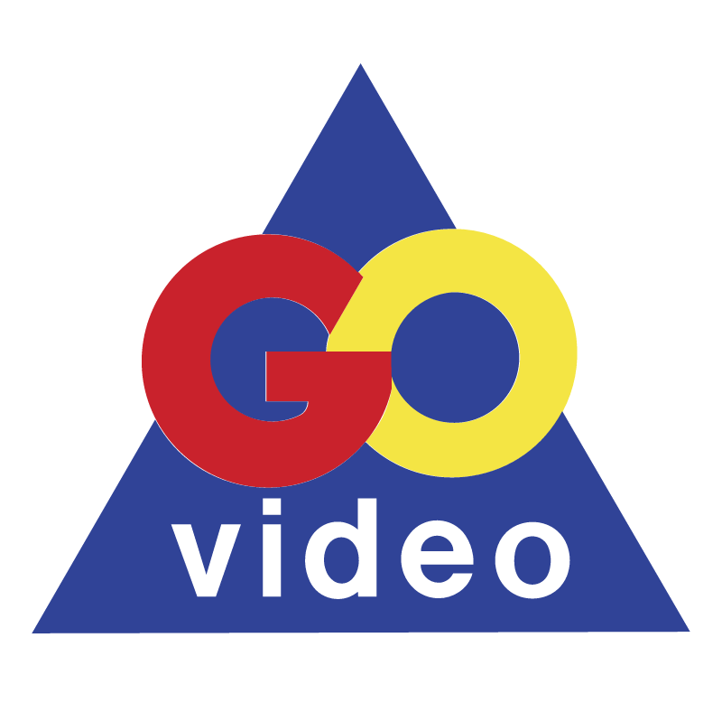 GO Video vector logo