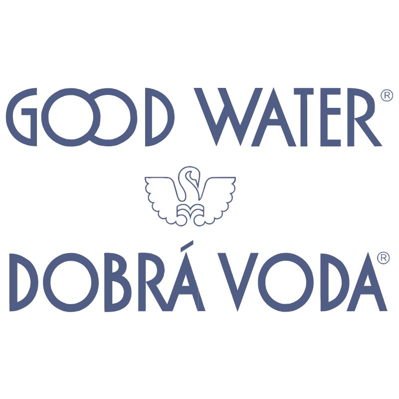 Good Water vector
