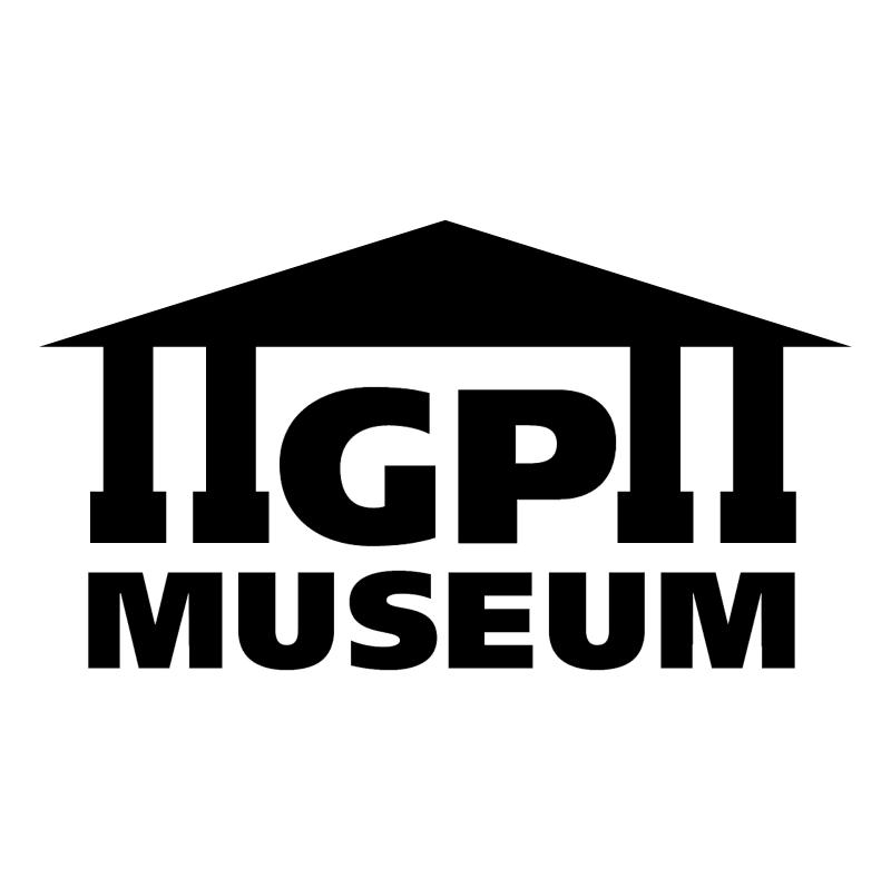 GP Museum vector