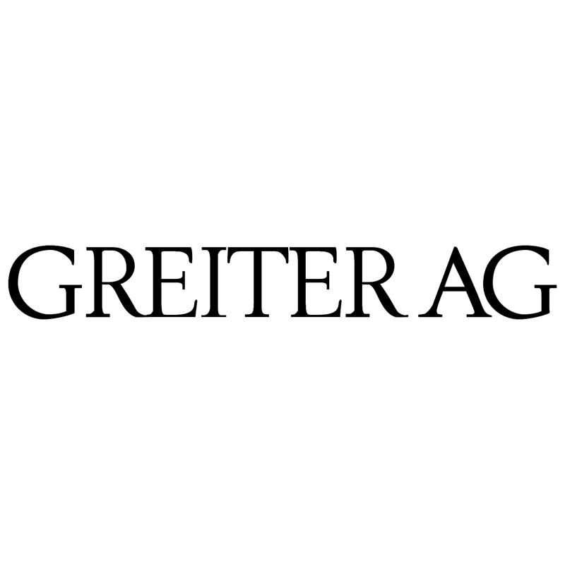 Greiter AG vector