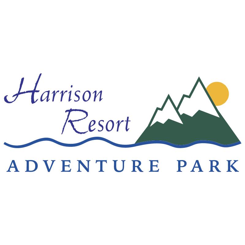 Harrison Resort vector