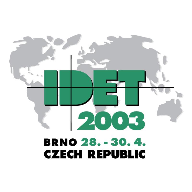 IDET 2003 vector