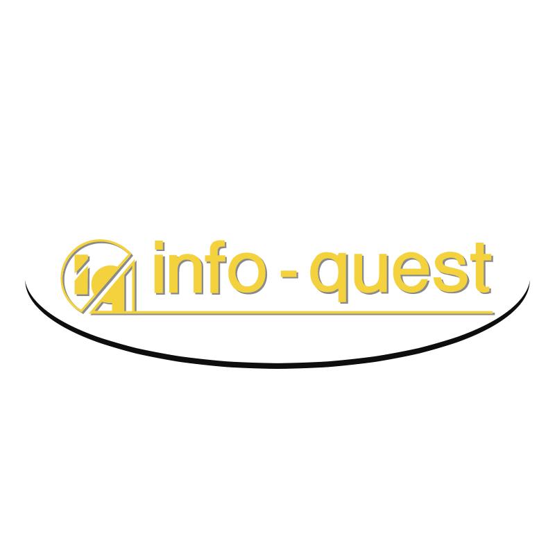 Info Quest vector