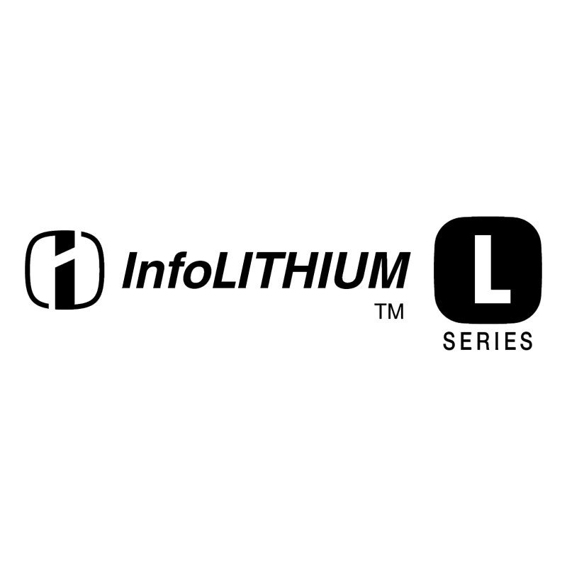 InfoLithium L vector