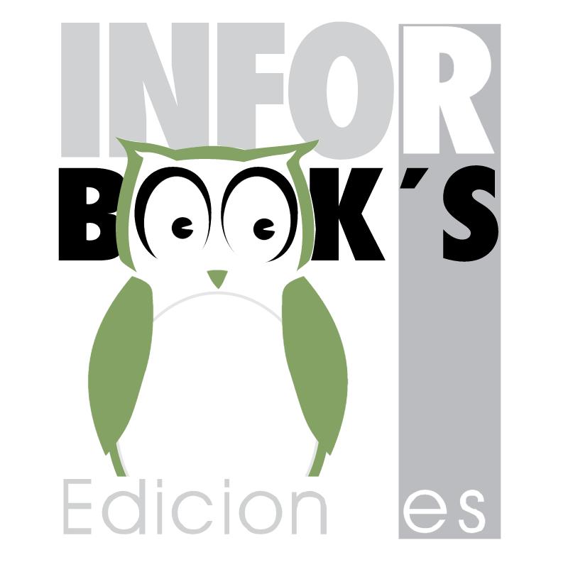 Infor Book's vector logo