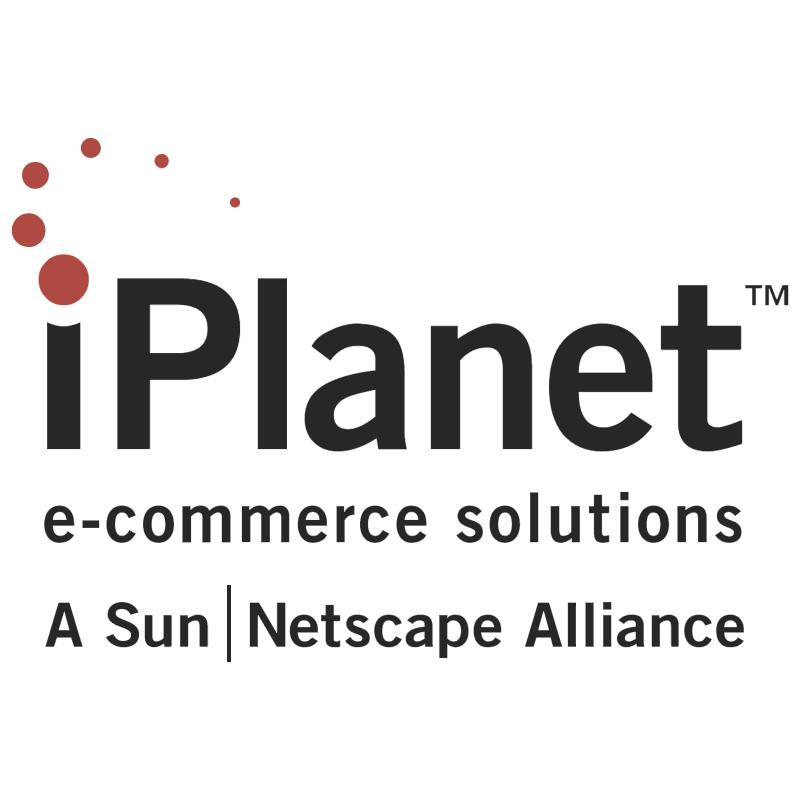 iPlanet vector