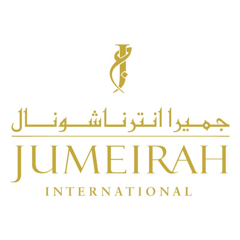 Jumeirah International vector