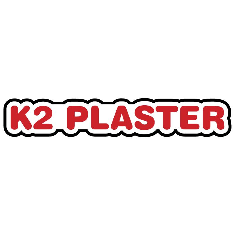K2 Plaster vector