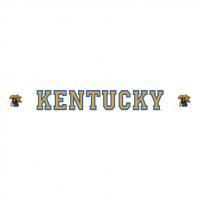 Kentucky Wildcats vector