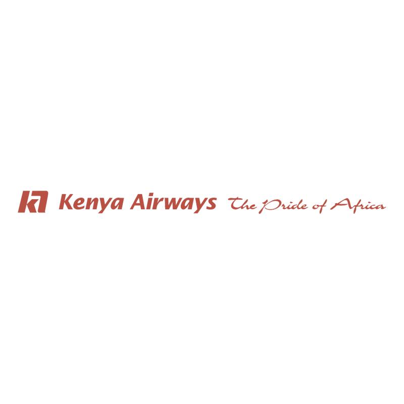 Kenya Airways vector