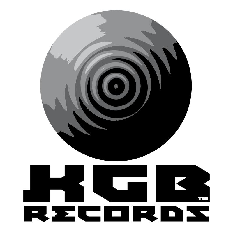 KGB Records vector